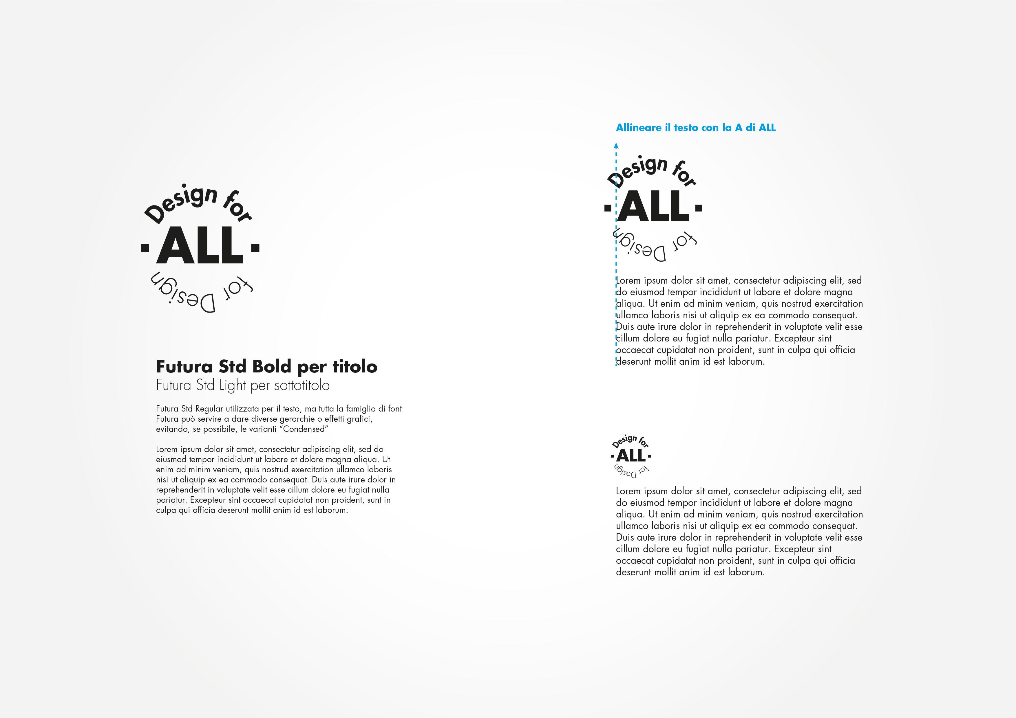 Design for All for Design - impaginato